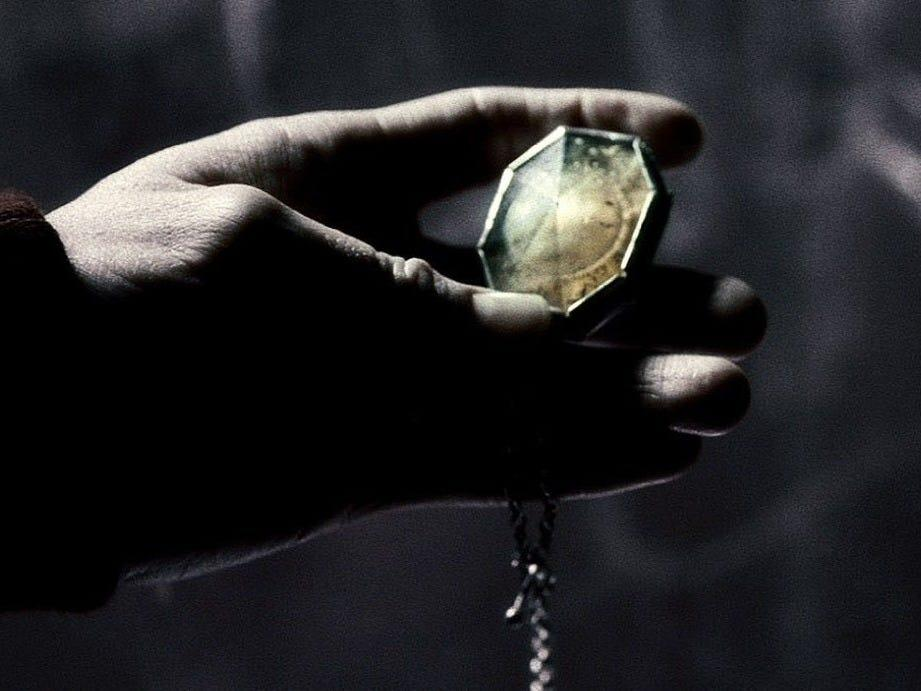 Regulus died after acquiring the locket Horcrux.