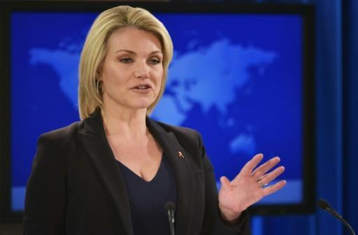 <p>US warns Russia to end its Ukraine 'aggression'</p>