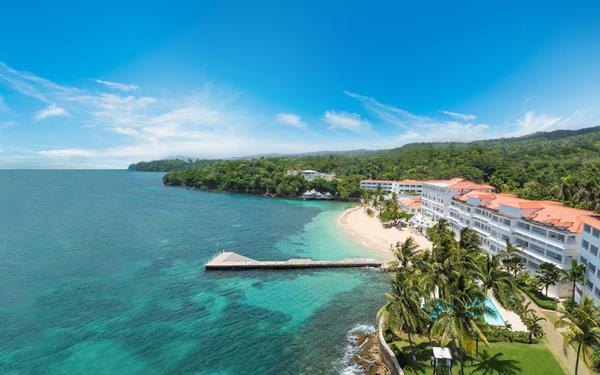 Couples Tower Isle all-inclusive luxury resort in Ocho Rios, Jamaica:Couples Resorts in Jamaica doubles down on clean energy to become one of the greenest hotels in Jamaica