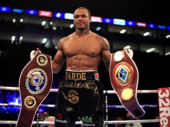 Anthony Yarde faces his biggest test yet against Sergey Kovalev (Getty)