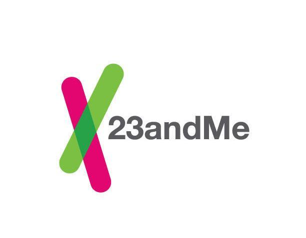 This image provided 23andMe shows the company's logo. The U.S. Food and Drug Administration is ordering genetic test maker 23andMe Monday, Nov. 25, 2013, to halt sales of its personalized DNA test kits, saying the company has failed to show that the technology is backed by science. (AP Photo/23andMe)