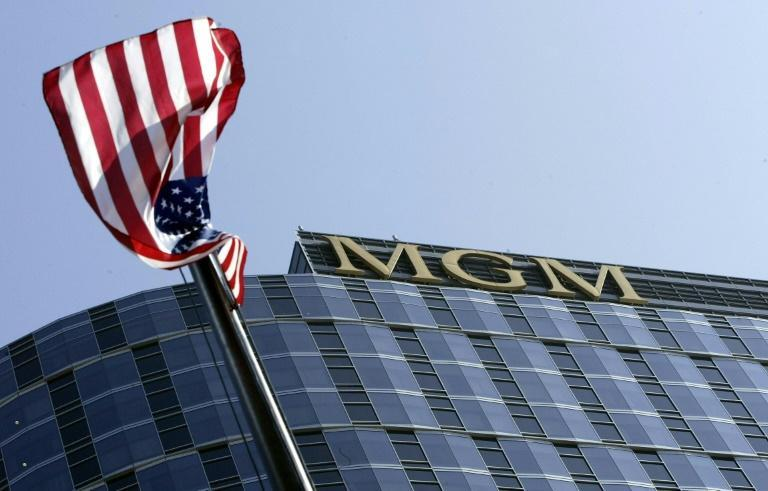 The MGM building in Century City, California