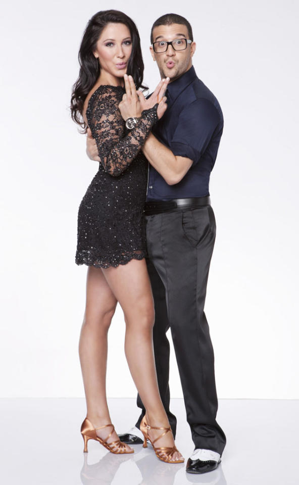 "Bristol Palin will be dancing with Mark Ballas this fall on ABC's ""Dancing With the Stars: All-Stars,"" premiering September 24."