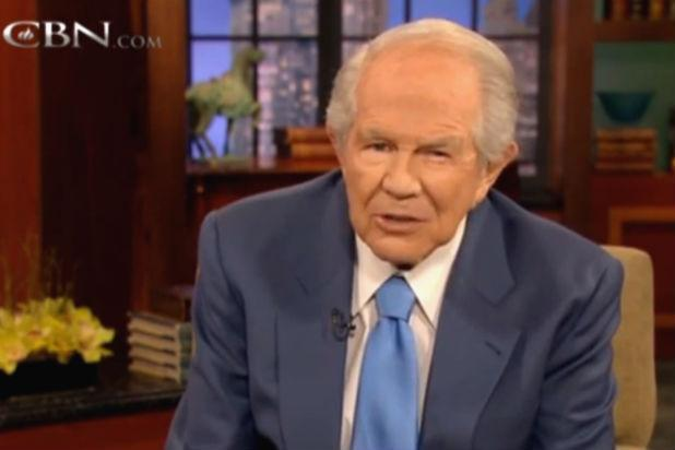 Pat Robertson: Jews Are Too Busy 'Polishing Diamonds' to Tinker With Cars, Mow Lawns