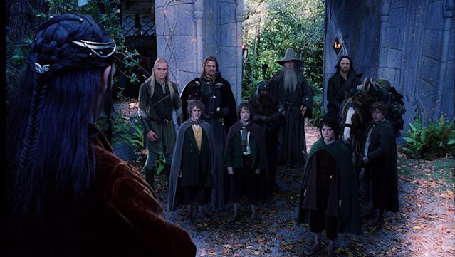 Amazon's Lord Of The Rings show is being shot in New Zealand (Image by New Line Cinema)