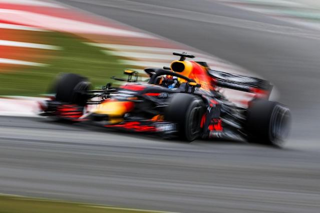 Ricciardo suggests using hypersofts at every GP