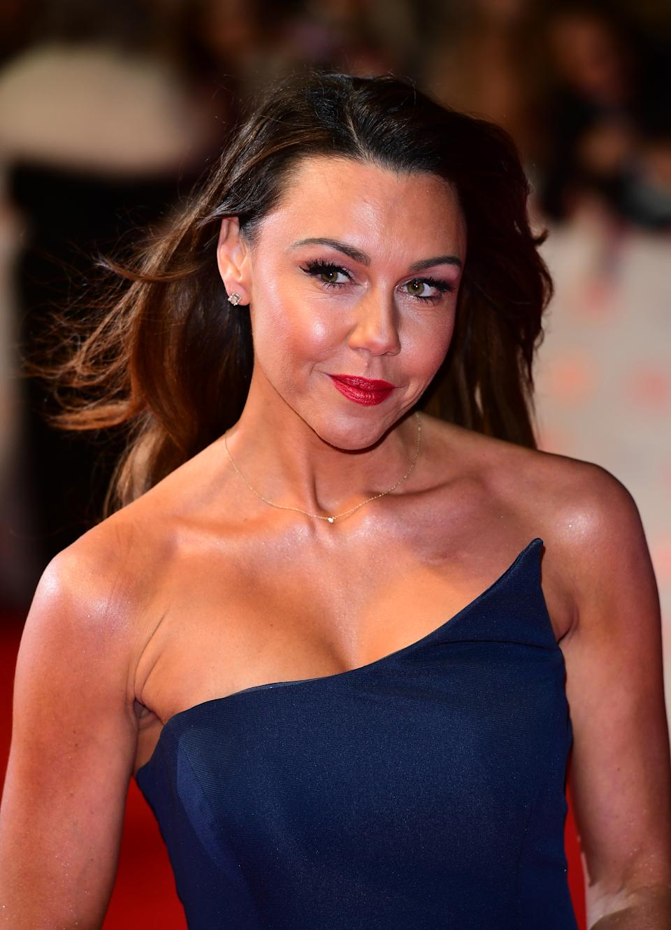 Michelle Heaton opens up about her struggle after double mastectomy