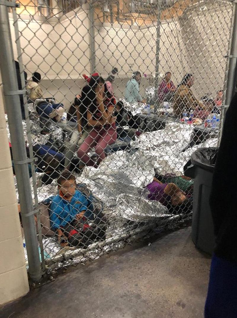'Haunting Cries of Babies and Toddlers': Inside a Migrant Border Facility at Center of National Controversy