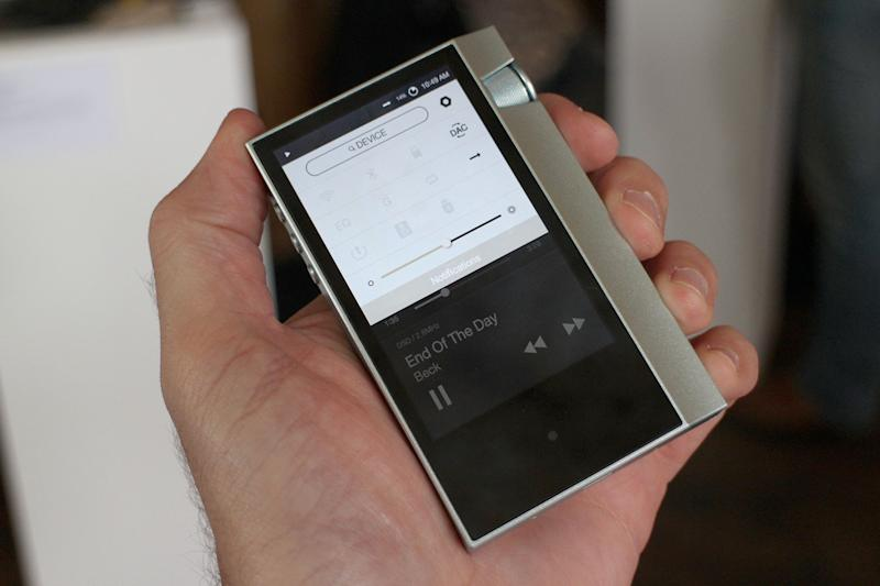 Music to our ears: Astell & Kern's high-res audio players to get Tidal integration