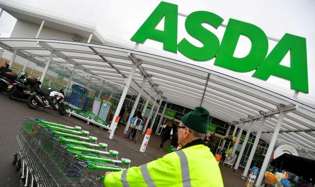 £6.5bn Asda auction lures heavyweight retail bosses into rival bids
