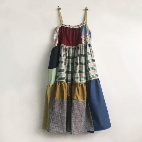 """<p>The Brooklyn-based label specializes in custom-made and unique patchwork dresses, like this one here, that are inspired by the Namibian women of the Herero tribe. You can opt for two colorways—neutral or colorful—and the dress you'll receive will be a fashionable surprise! </p><p><a class=""""link rapid-noclick-resp"""" href=""""https://www.lareunionstudio.com/"""" rel=""""nofollow noopener"""" target=""""_blank"""" data-ylk=""""slk:SHOP NOW"""">SHOP NOW</a></p><p><a href=""""https://www.instagram.com/p/CBlL7_nB2cb/"""" rel=""""nofollow noopener"""" target=""""_blank"""" data-ylk=""""slk:See the original post on Instagram"""" class=""""link rapid-noclick-resp"""">See the original post on Instagram</a></p>"""
