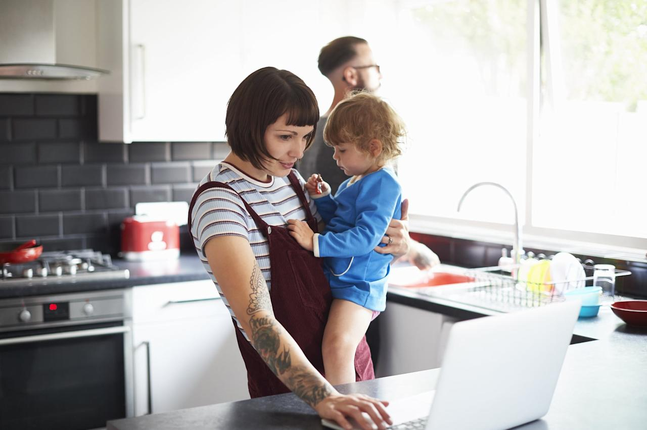 """<p>Sure, <a href=""""https://www.popsugar.com/family/Best-Parenting-Books-According-Parents-45708679"""" class=""""ga-track"""" data-ga-category=""""Related"""" data-ga-label=""""https://www.popsugar.com/family/Best-Parenting-Books-According-Parents-45708679"""" data-ga-action=""""In-Line Links"""">you've read all the books</a>, consulted all the blogs, and spent your waking life developing an action plan; that doesn't mean your partner needs to follow everything you've read. <a href=""""https://www.popsugar.com/love/How-Build-Trust-Relationship-44450305"""" class=""""ga-track"""" data-ga-category=""""Related"""" data-ga-label=""""https://www.popsugar.com/love/How-Build-Trust-Relationship-44450305"""" data-ga-action=""""In-Line Links"""">A good relationship is about trust</a>, and in the heat of the moment, it's best to trust that your partner wants what is best for your little one too.</p>"""