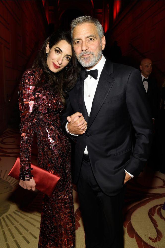 Amal Clooney Was a Walking Piece of Art in Her Second Met Gala Dress ... 26050d86a170