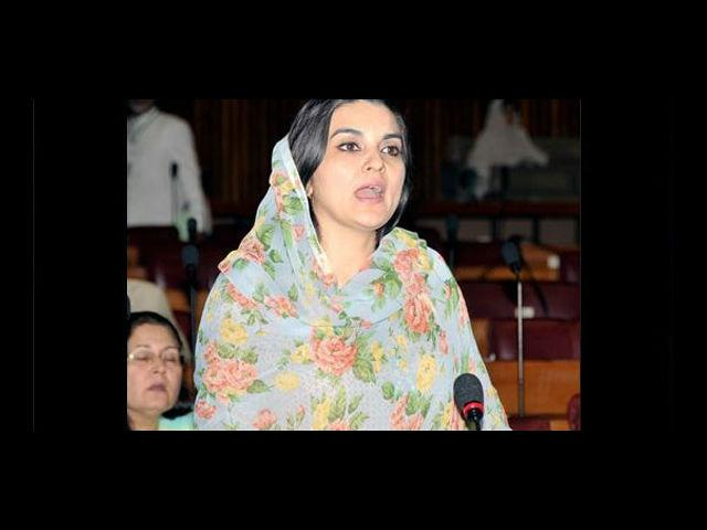 <h4>8. Kashmala Tariq</h4> <p>A member of the National Assembly of Pakistan, Kashmala Tariq is famous for her dressing style and never pays heed to any criticism whatsoever. She is going strong in Pakistan politics.</p>