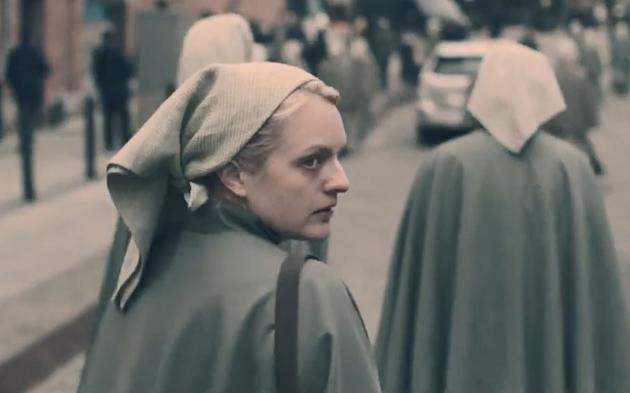 The Handmaid's Tale drops eerie season 3 teaser during Super Bowl