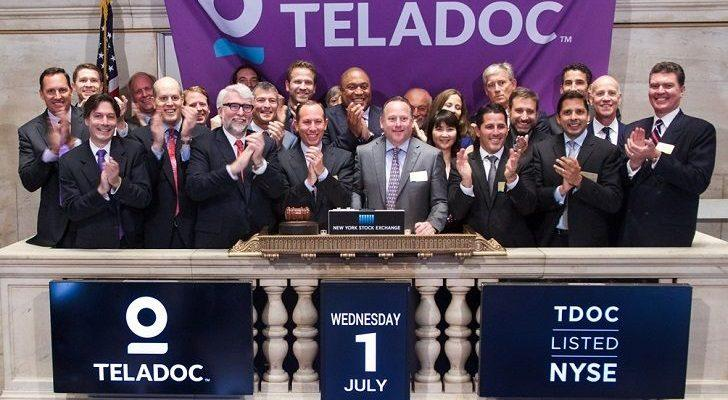 10 Best Stocks for 2019: Teladoc