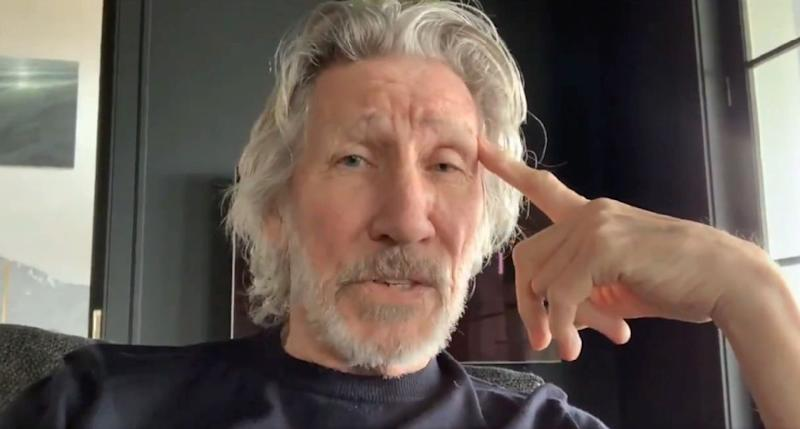 Roger Waters Under Fire for Anti-Semitic Comments