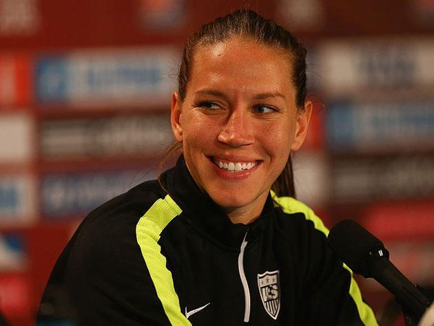 Lauren Holiday. (Getty Images)