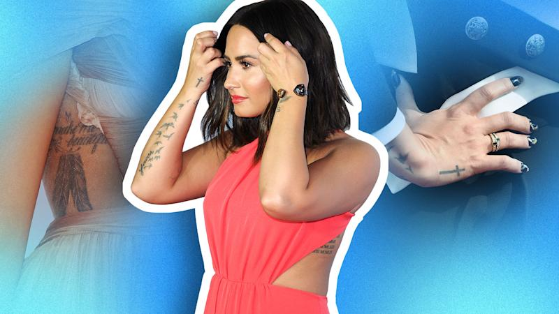 Demi Lovato Just Got a New Tattoo & Its Meaning Is So Significant