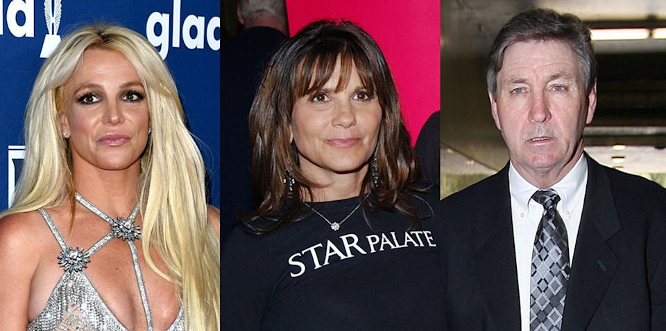 Britney's mother, Lynne, takes issue with how her ex-husband is spending their daughter's money. (Photos: Getty Images)