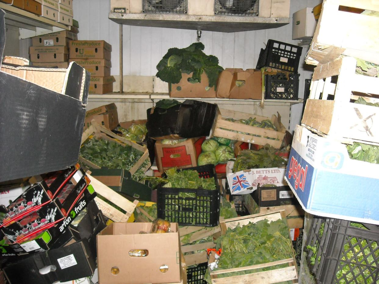 Warley Supermarket was fined more than £500,000. (Sandwell Council)