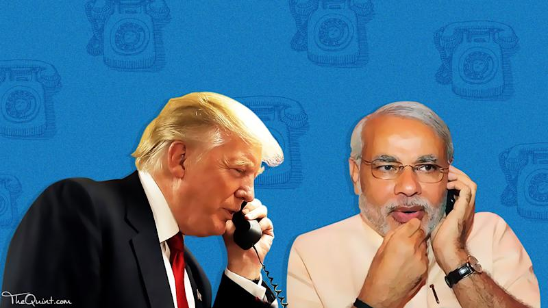 Trump Rang Modi Over His Big UP Win. Since When Is That a Thing?