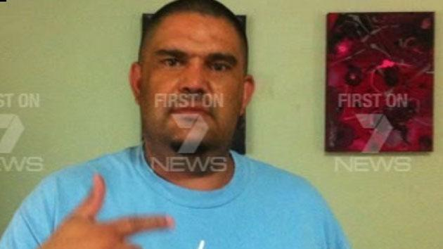 Ricky Slater-Dickson was killed after he allegedly tried to break into a Newcastle home on Saturday night. Photo: 7 News