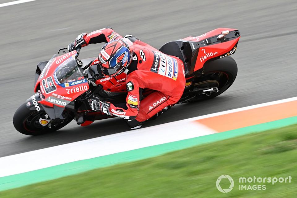 "Danilo Petrucci, Ducati Team<span class=""copyright"">Gold and Goose / Motorsport Images</span>"