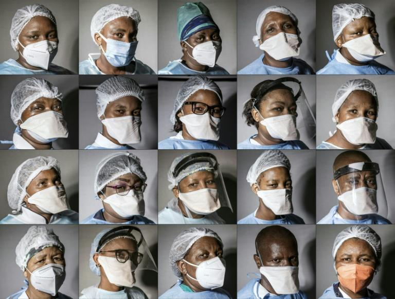 Africa has been relatively spared since the start of the pandemic despite several waves of infections, particularly in South Africa, the continent's worst-affected country