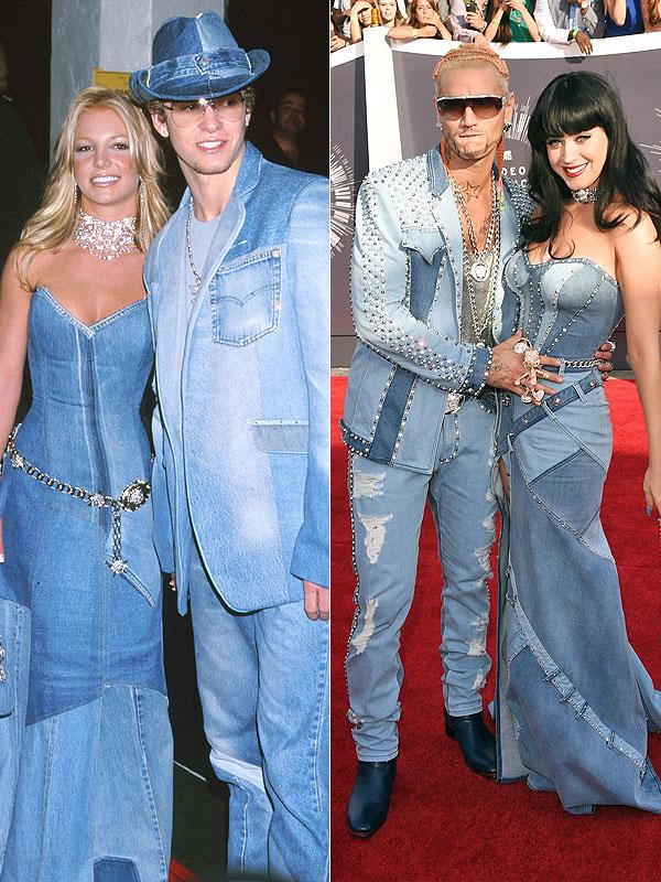 Every Standout Outfit Katy Perry Has Worn To The Vmas