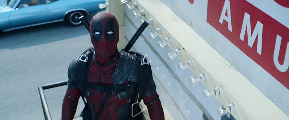 Ryan Reynolds is clearly hankering to join the MCU (Image by 20th Century Fox)