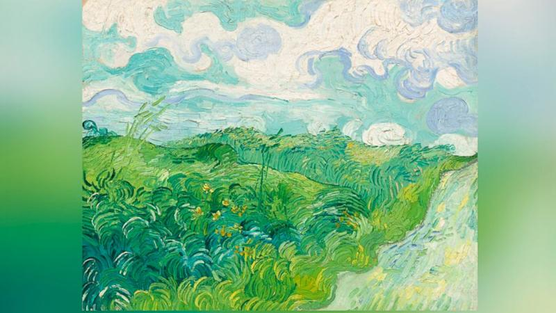 One of Van Gogh's Last Paintings Unveiled