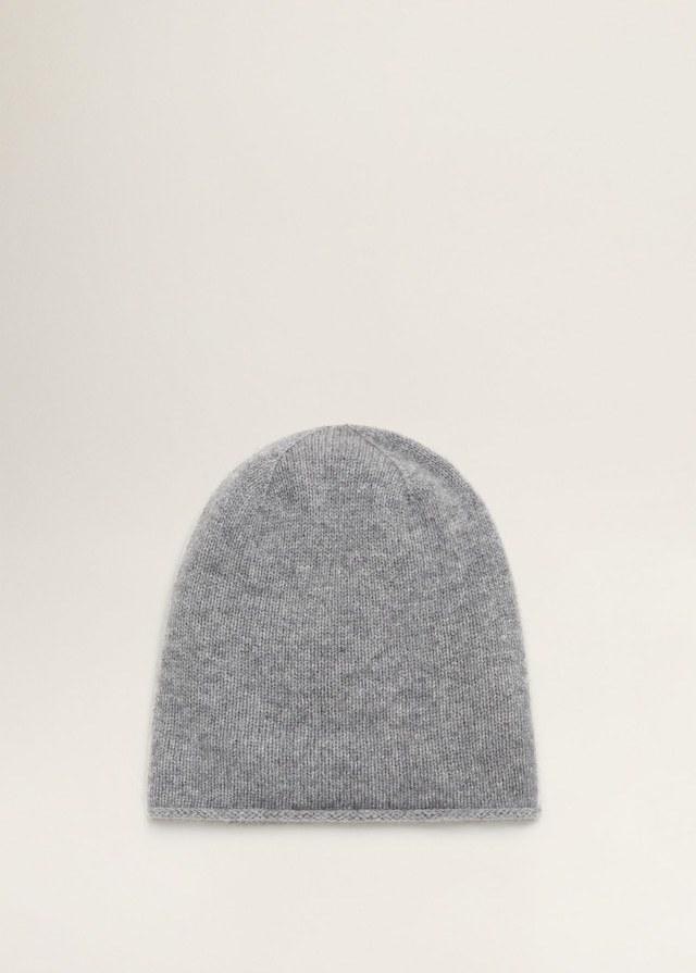"Practicality meets luxury with this 100 percent cashmere beanie, available in gray, camel, and black. This fitted beanie is the perfectly cozy cold-weather accessory anyone would love to add to their wardrobe—and if you want to splurge, there's a matching scarf and gloves. $60, Mango. <a rel=""nofollow"" href=""https://shop.mango.com/us/women/hats-and-gloves/100-cashmere-beanie_33073789.html?c=91&n=1&s=accesorios_she.accesorio;45"">Get it now!</a>"