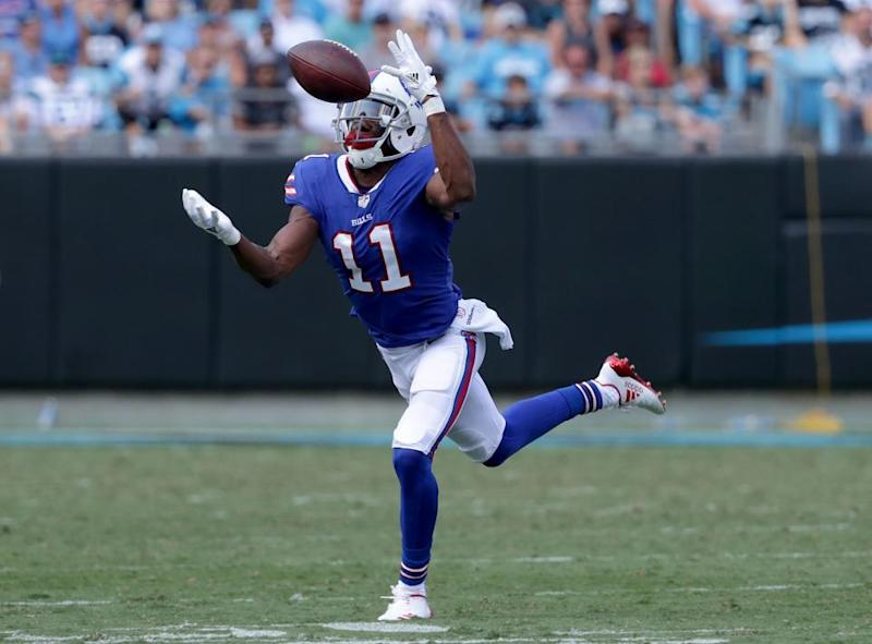 Bills WR Zay Jones arrested in LA after argument with brother