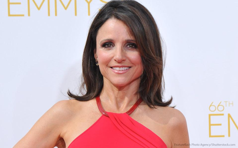 "<p>Actress Julia Louis-Dreyfus launched to stardom by making America laugh as Elaine Benes on the hit sitcom ""Seinfeld."" However, her career really began with Chicago's Second City comedy troupe.</p> <p>Later, the funny lady moved to New York to star on ""Saturday Night Live"" for two seasons. In 1989, she joined the cast of ""Seinfeld,"" after producers insisted that the show needed a female perspective. Louis-Dreyfus' performance on the comedy earned the star her first Golden Globe in 1993 and her first Emmy in 1996.</p> <p>Louis-Dreyfus' recent work includes her role in HBO's ""Veep,"" which earned the actress six best actress Emmys for that role alone, putting her among the top-nominated female performers.</p>"