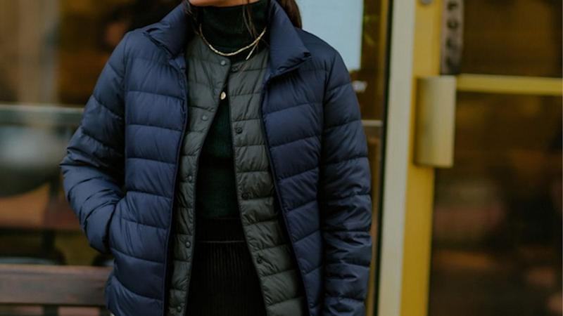 Best Gifts for Sister 2019: Uniqlo Ultra Light Down Jacket