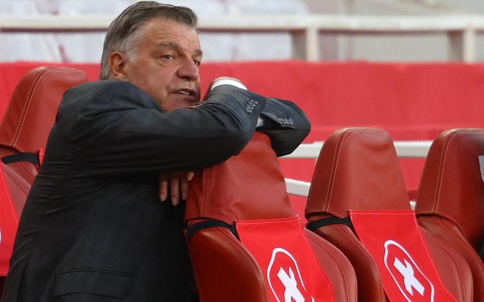 No miracle recovery this time from Allardyce - AFP