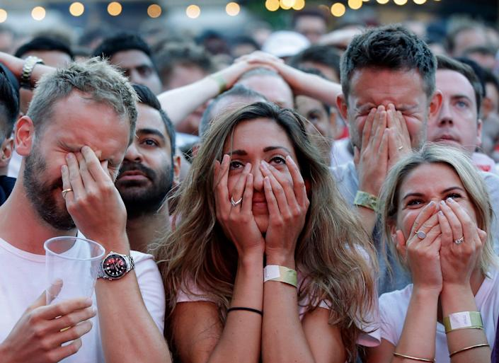 Euro 2020 Soccer A Fan's Lament (Copyright 2018 The Associated Press. All rights reserved)