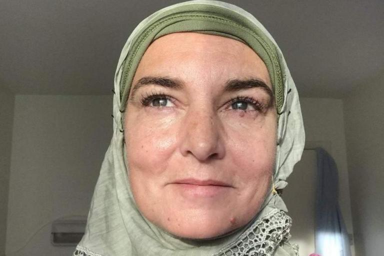 Sinead O'Connor says she 'never wants to spend time with white people again' following conversion to Islam