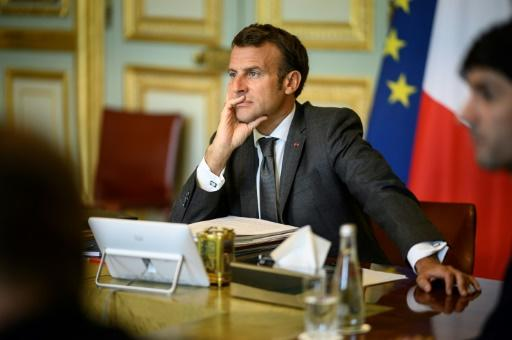 French President Emmanuel Macron appears barely concerned by the expected vote route, reflecting a disdain of party politics