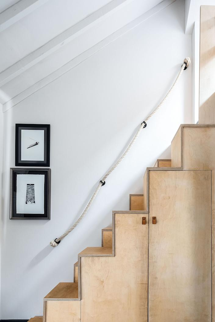 Angel O'Donnell_Ed's House_Staircase