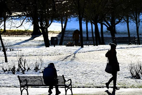 Snow alerts issued for UK - but could it be hot for Easter?