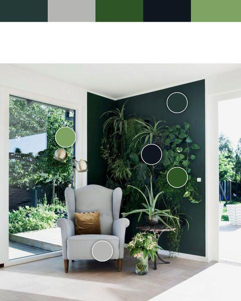 "<p>As far as coming up with colour schemes goes, Pantone Studio is the best of the best. You can build colour palettes based on existing furniture you have, try out different Pantone shades on your walls and really get creative with your re-design. </p><p><a href=""https://www.instagram.com/p/Bng6_zagXkJ/"" rel=""nofollow noopener"" target=""_blank"" data-ylk=""slk:See the original post on Instagram"" class=""link rapid-noclick-resp"">See the original post on Instagram</a></p>"