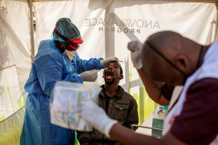 South Africa's coronavirus screening and testing is modelled on years of experience with tuberculosis and HIV