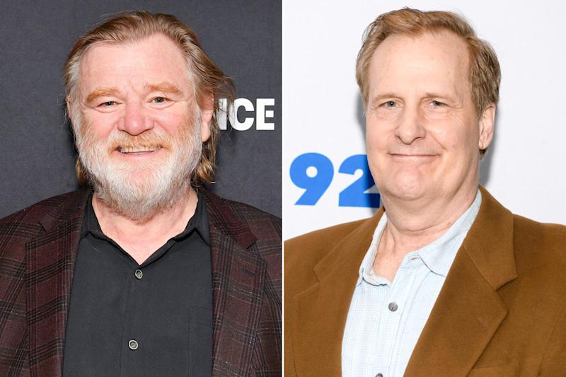 Brendan Gleeson, Jeff Daniels to play Trump, James Comey in upcoming miniseries