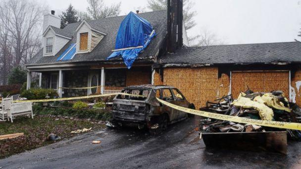 PHOTO: Bill Macko lost his car and his home when his 2008 BMW X5 ignited in his garage. (Doug Terry)
