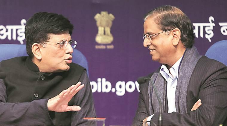 Business news, Piyush Goyal, Subhash Chandra Garg, SPMCIL, india export, Indian express