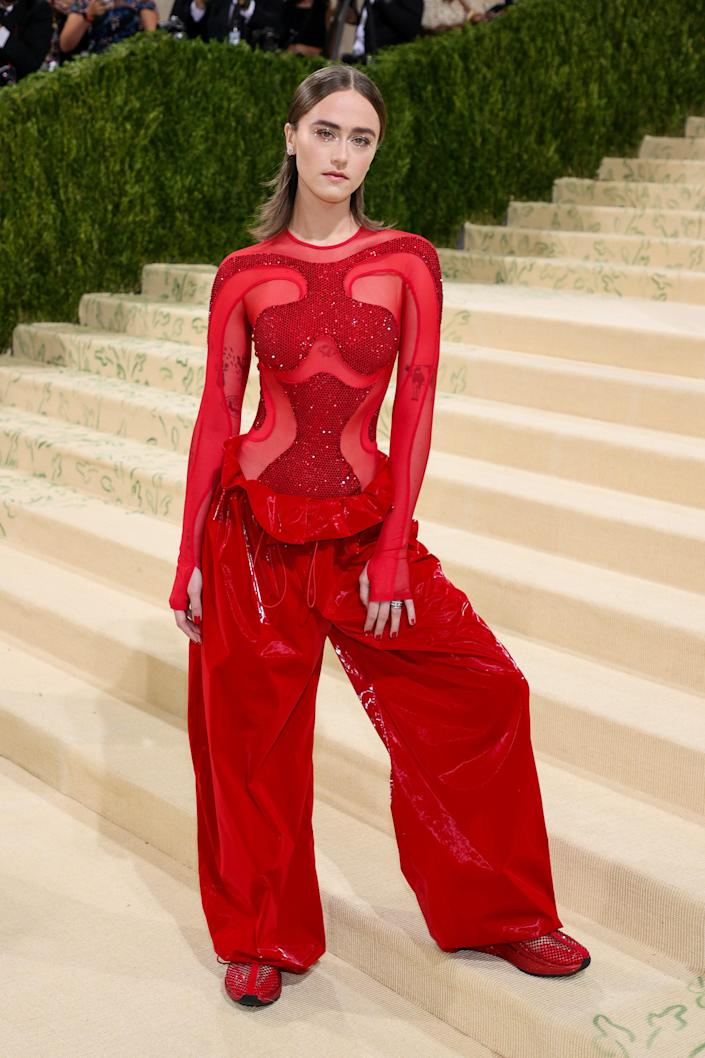 """<h1 class=""""title"""">Ella Emhoff in Adidas by Stella McCartney and Cartier jewelry</h1><cite class=""""credit"""">Photo: Getty Images</cite>"""