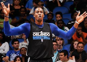 Dwight Howard has told the Magic there are three teams he'd sign a contract extension with: the Nets, Lakers and Mavericks