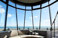 """<p>For a quirky Airbnb in Norfolk, look no further than this magical converted lighthouse on the edge of the picturesque village of Winterton-on-Sea. The 18th century building is packed with rich history, mentioned in Daniel Defoe's Robinson Crusoe and used as a lookout tower during World War II. There's a gorgeous garden and the interior is comfy, with all the essentials you require for an unusual escape. </p><p><strong>Sleeps:</strong> Eight</p><p><a class=""""link rapid-noclick-resp"""" href=""""https://airbnb.pvxt.net/yRb5by"""" rel=""""nofollow noopener"""" target=""""_blank"""" data-ylk=""""slk:BOOK NOW"""">BOOK NOW</a></p>"""